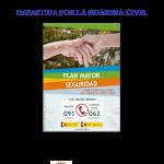 CHARLA 'PLAN MAYOR DE SEGURIDAD', impartida por la GUARDIA CIVIL